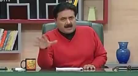 Khabardar with Aftab Iqbal on Express News – 13th November 2015