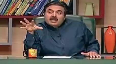 Khabardar with Aftab Iqbal on Express News – 14th February 2016