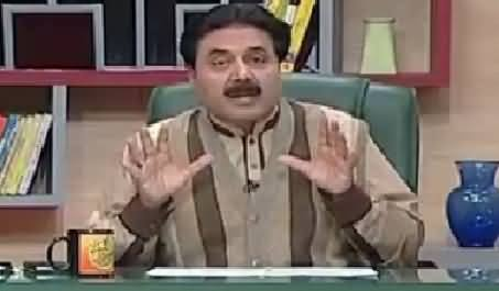 Khabardar with Aftab Iqbal on Express News – 14th November 2015