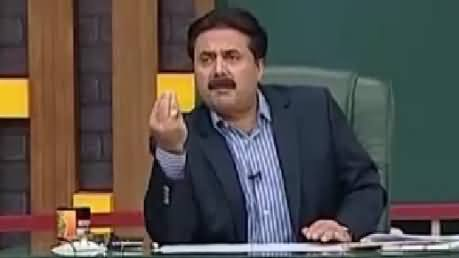 Khabardar with Aftab Iqbal on Express News – 15th October 2015