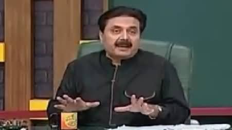 Khabardar with Aftab Iqbal on Express News – 16th October 2015