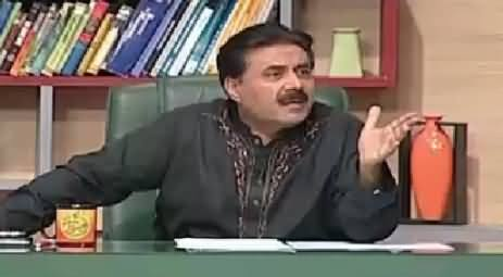 Khabardar with Aftab Iqbal on Express News – 17th December 2015