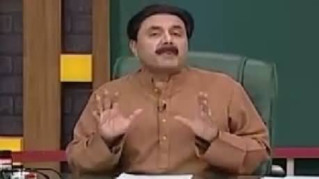 Khabardar with Aftab Iqbal on Express News – 17th October 2015