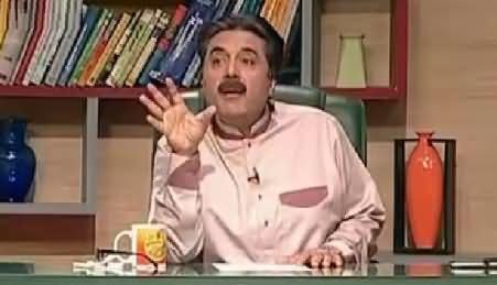 Khabardar with Aftab Iqbal on Express News – 18th February 2016