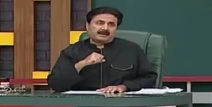 Khabardar with Aftab Iqbal on Express News – 18th October 2015
