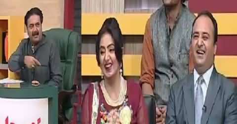 Khabardar with Aftab Iqbal on Express News – 18th September 2015