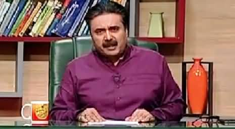 Khabardar with Aftab Iqbal on Express News – 19th March 2016