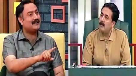 Khabardar with Aftab Iqbal on Express News – 19th September 2015