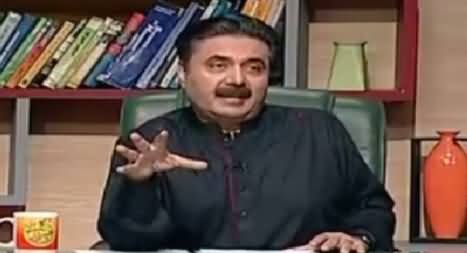 Khabardar with Aftab Iqbal on Express News – 1st April 2016