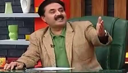 Khabardar with Aftab Iqbal on Express News – 1st November 2015