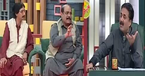 Khabardar with Aftab Iqbal on Express News – 20th September 2015