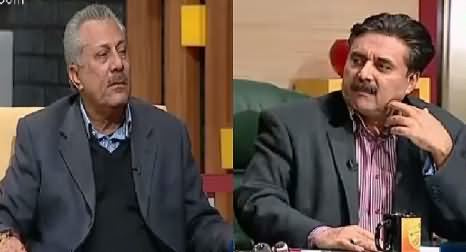 Khabardar With Aftab Iqbal on Express News – 21st January 2016