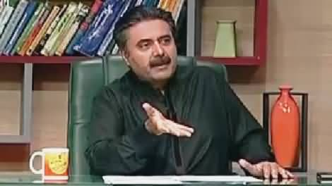 Khabardar with Aftab Iqbal on Express News – 24th March 2016