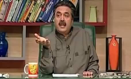 Khabardar with Aftab Iqbal on Express News – 25th February 2016