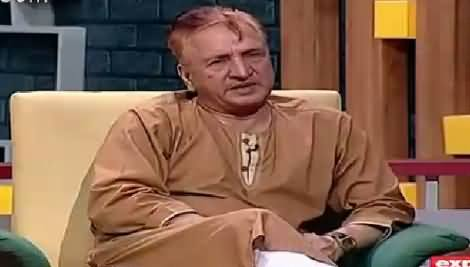 Khabardar with Aftab Iqbal on Express News – 25th March 2016