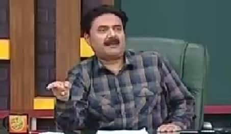 Khabardar with Aftab Iqbal on Express News – 25th October 2015