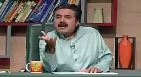 Khabardar with Aftab Iqbal on Express News – 26th March 2016