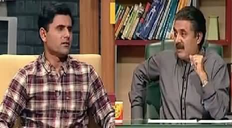 Khabardar with Aftab Iqbal on Express News – 27th February 2016