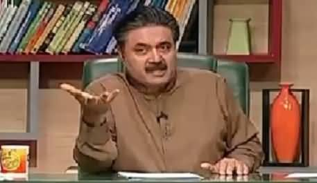 Khabardar with Aftab Iqbal on Express News – 28th February 2016