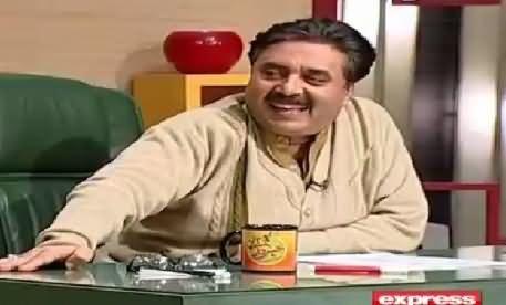 Khabardar with Aftab Iqbal on Express News – 30th January 2016