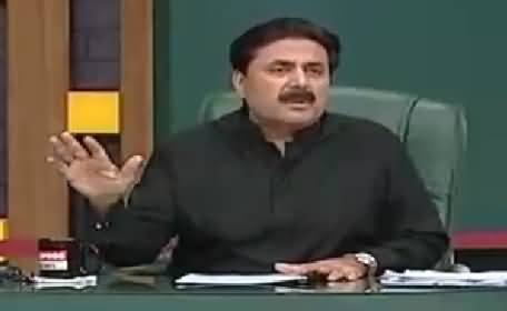 Khabardar with Aftab Iqbal on Express News – 30th October 2015