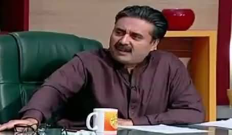 Khabardar with Aftab Iqbal on Express News – 31st March 2016