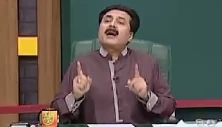 Khabardar with Aftab Iqbal on Express News – 6th November 2015