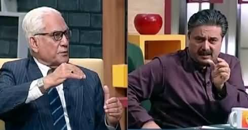 Khabardar with Aftab Iqbal On Express News – 7th April 2016