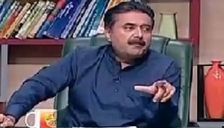 Khabardar with Aftab Iqbal on Express News – 8th May 2016
