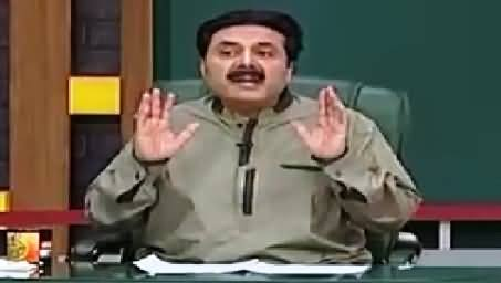 Khabardar with Aftab Iqbal on Express News – 8th October 2015
