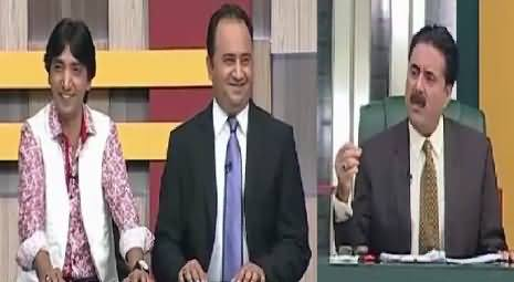 Khabardar with Aftab Iqbal on Express News (REPEAT) – 13th September 2015