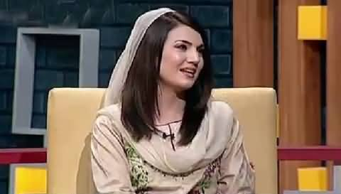 Khabardar with Aftab Iqbal (Reham Khan Special) – 2nd April 2016