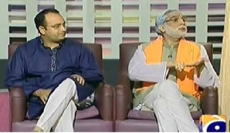 Khabarnaak (Indian PM Narendra Modi and Rahul Gandhi) – 6th July 2014