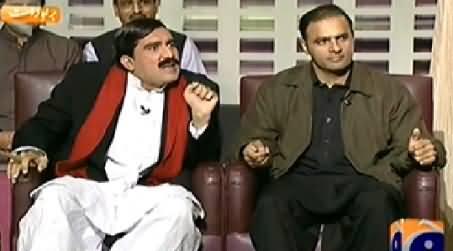 Khabarnaak (Abid Sher Ali and Sheikh Rasheed Dummy) – 7th December 2014