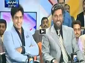 Khabarnaak (Abrar-ul-Haq & Khawaja Asif Dummy) - 31st October 2015