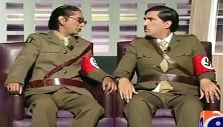 Khabarnaak (Adolf Hitler & Dr. Goebbels Dummies) – 16th July 2015