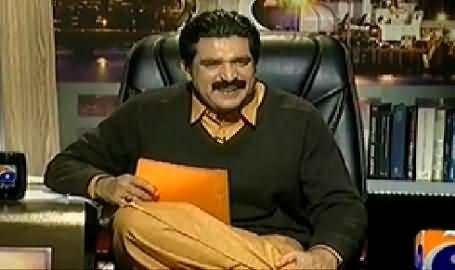 Khabarnaak (Afat Iqbal As Host) – 17th January 2015