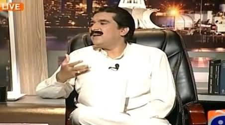 Khabarnaak (Aftab Iqbal Dummy As Afat Iqbal) – 10th April 2015