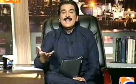 Khabarnaak (Aftab Iqbal Dummy As Afat Iqbal) - 15th May 2015