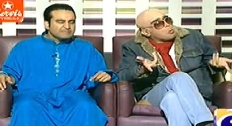 Khabarnaak (Ali Azmat Dummy) – 11th April 2014