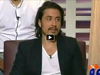 Khabarnaak (Ali Zafar As Special Guest and Ali Azmat Dummy) – 15th March 2014