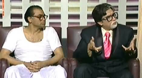Khabarnaak (Amitabh Bachchan and Paresh Rawal Dummy) – 13th April 2014