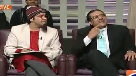 Khabarnaak (Asif Zardari Dummy) – 12th December 2015