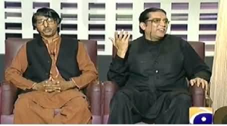 Khabarnaak (Asif Zardari Dummy) – 2nd March 2014