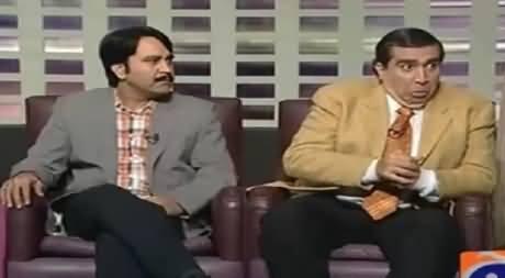 Khabarnaak (Ataul Haq Qasmi Dummy) – 24th December 2015