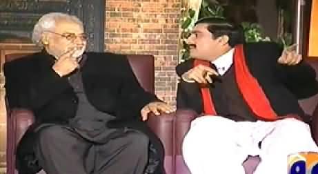 Khabarnaak (Ayaz Amir And Sheikh Rasheed Dummy) – 21st December 2013