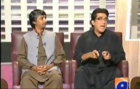 Khabarnaak (Bilawal Bhutto Zardari Dummy with his Jiyala) – 26th October 2013