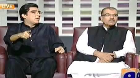 Khabarnaak (Bilawal Zardari Dummy & Mujeeb ur Rehman Shami) – 20th September 2014
