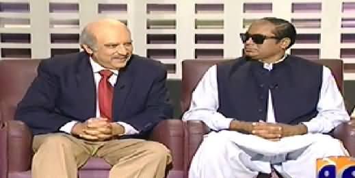 Khabarnaak (Ch. Shujaat Hussain Dummy with Mushahid Hussain Dummy) – 8th November 2013