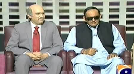 Khabarnaak (Chaudhry Shujaat and Mushahid Hussain Dummy) – 10th August 2014
